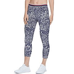 Women's Champion Authentic Printed Capri Leggings
