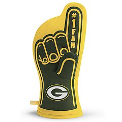Green Bay Packers Number One Fan Oven Mitt