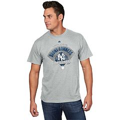 Men's Majestic New York Yankees Strategic Tee