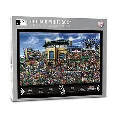 Chicago White Sox Find Joe Journeyman Search Puzzle