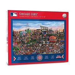 Chicago Cubs Find Joe Journeyman Search Puzzle