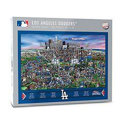 Los Angeles Dodgers Find Joe Journeyman Search Puzzle