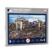 New York Yankees Find Joe Journeyman Search Puzzle
