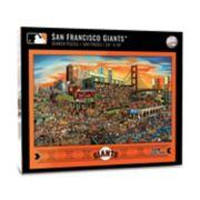 San Francisco Giants Find Joe Journeyman Search Puzzle