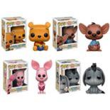 Funko Pop! Disney's Winnie the Pooh, Piglet, Eeyore & Roo Winnie the Pooh Collectors Set