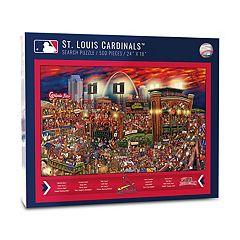 St. Louis Cardinals Find Joe Journeyman Search Puzzle