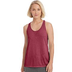 Women's Champion Authentic Burnout Racerback Tank