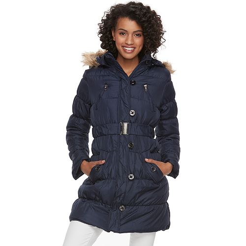 Urban Republic Girls My Fave Trench Coat 1