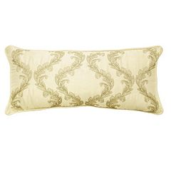 Beautyrest Alexina Embroidered Throw Pillow