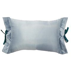 Beautyrest Alexina Faux Silk Oblong Throw Pillow