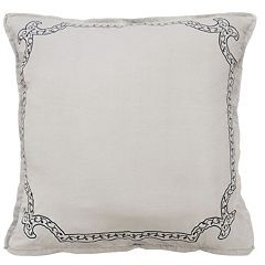 Beautyrest Normandy Embroidered Euro Sham