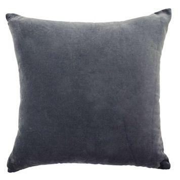 Beautyrest Normandy Faux Velvet Throw Pillow