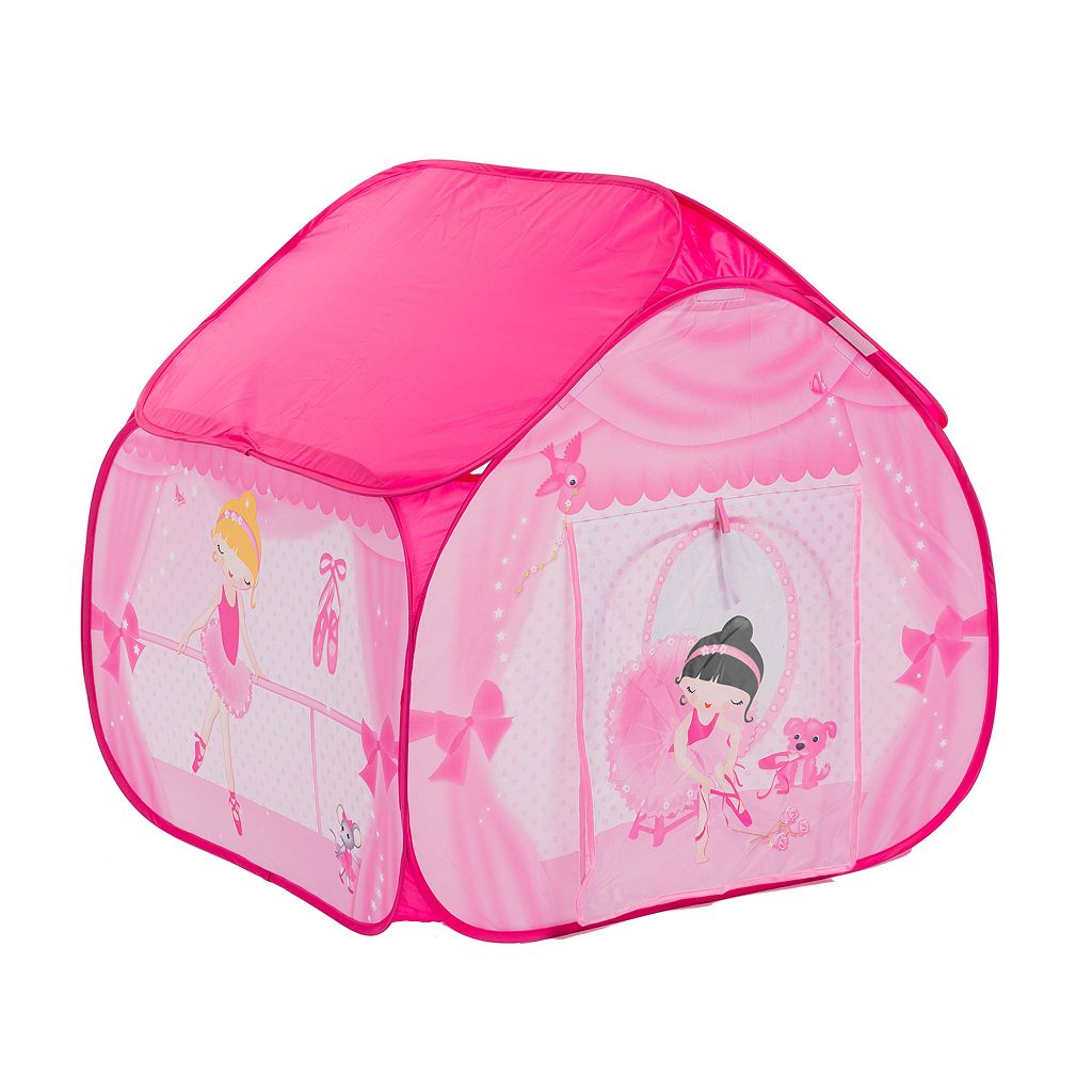 Fun2Give Pop-It-Up Ballerina Play Tent with Mat