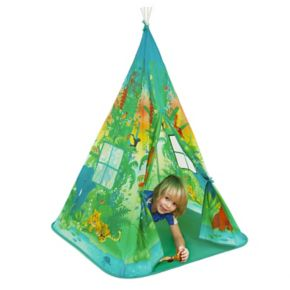 Fun2Give Pop-It-Up Teepee Jungle Play Tent