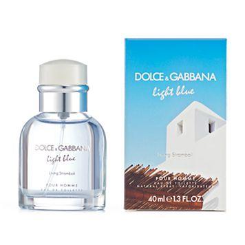 DOLCE & GABBANA Light Blue Living Stromboli Men's Cologne - Eau de Toilette