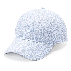 Women's Chaps Ditsy Floral Baseball Cap