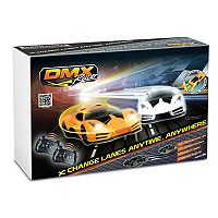 DMXSLOTS DMX Racer G2 Slot Car Instant Speed Racing Package
