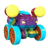 Lite Poppers STEM Learning Build-A-Car Kit