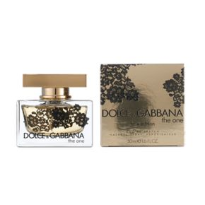 DOLCE & GABBANA The One Lace Edition Women's Perfume - Eau de Parfum