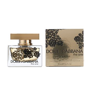 DOLCE & GABBANA The One Lace Edition Women's Perfume - Eau de Parfum