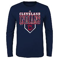 Boys 8-20 Majestic Cleveland Indians Heirloom Tee