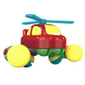 Lite Poppers STEM Learning Build-A-Helicopter Kit