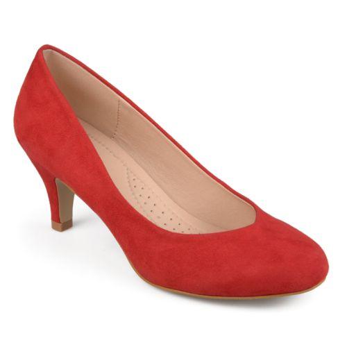 Journee Collection Janey ... Women's Comfort-Sole High Heels
