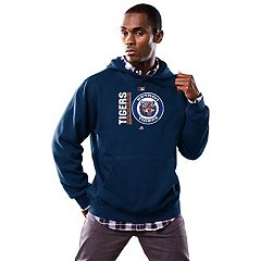 Men's Majestic Detroit Tigers Cooperstown Hoodie