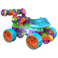 Lite Poppers STEM Learning 4-in-1 Car Construction Toy Kit