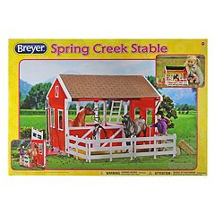 Breyer Stablemates Spring Creek Stable