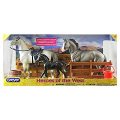 Breyer Classics Heroes of the West Set