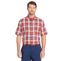 Men's Arrow Seersucker Button-Down Shirt