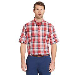 Men's Arrow Seersucker Button-Down Shirt