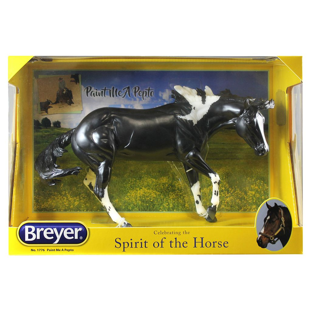 Breyer Traditional Series Paint Me A Pepto Horse