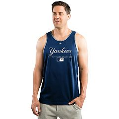 Men's Majestic New York Yankees Authentic Tank Top