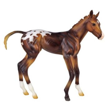 Breyer Traditional Series Espresso Springtime Horse