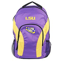 LSU Tigers Draft Day Backpack by Northwest