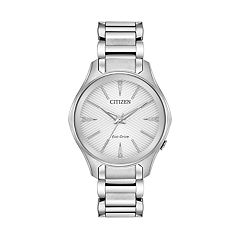 Citizen Eco-Drive Women's Modena Citizen Stainless Steel Watch - EM0590-54A