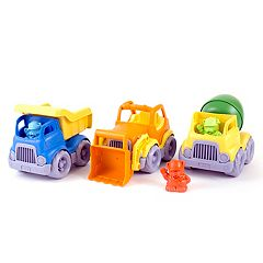 Green Toys 3 pkConstruction Vehicle Set