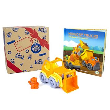 Green Toys Storybook & Scooper Set