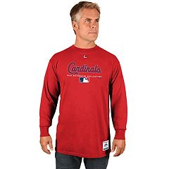 Men's Majestic St. Louis Cardinals Authentic Tee