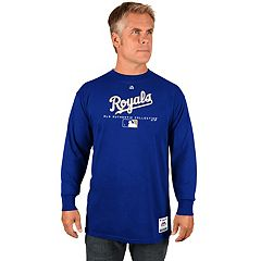 Men's Majestic Kansas City Royals Authentic Tee
