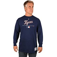 Men's Majestic Detroit Tigers Authentic Tee