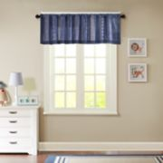 INK+IVY Kids Oliver Printed Window Valance