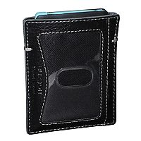 Buxton Walton RFID Battery Wallet