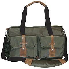 Buxton Expedition II Trekker Duffel