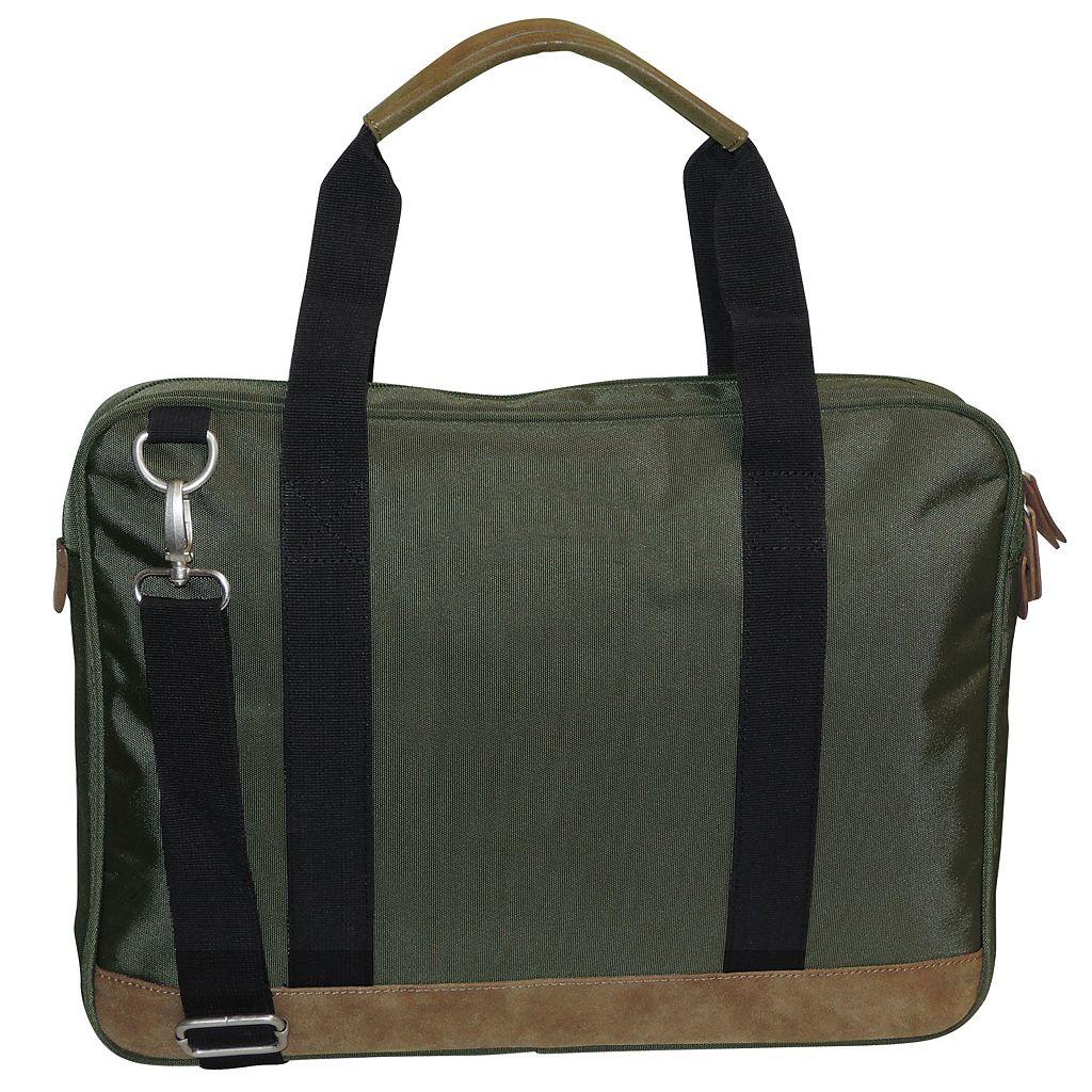 Buxton Expedition II Trekker Laptop Briefcase