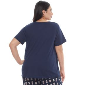 Plus Size SONOMA Goods for Life? Basic Sleep Tee