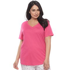 Plus Size SONOMA Goods for Life™ Basic Sleep Tee