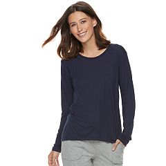 Women's SONOMA Goods for Life™ High-Low Sleep Tee